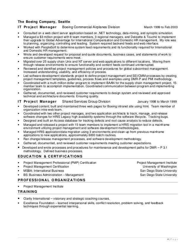 fantastic boeing resume example gallery resume ideas namanasacom