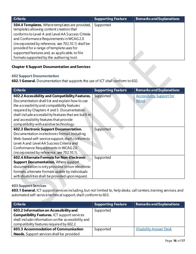 technical documentation template word