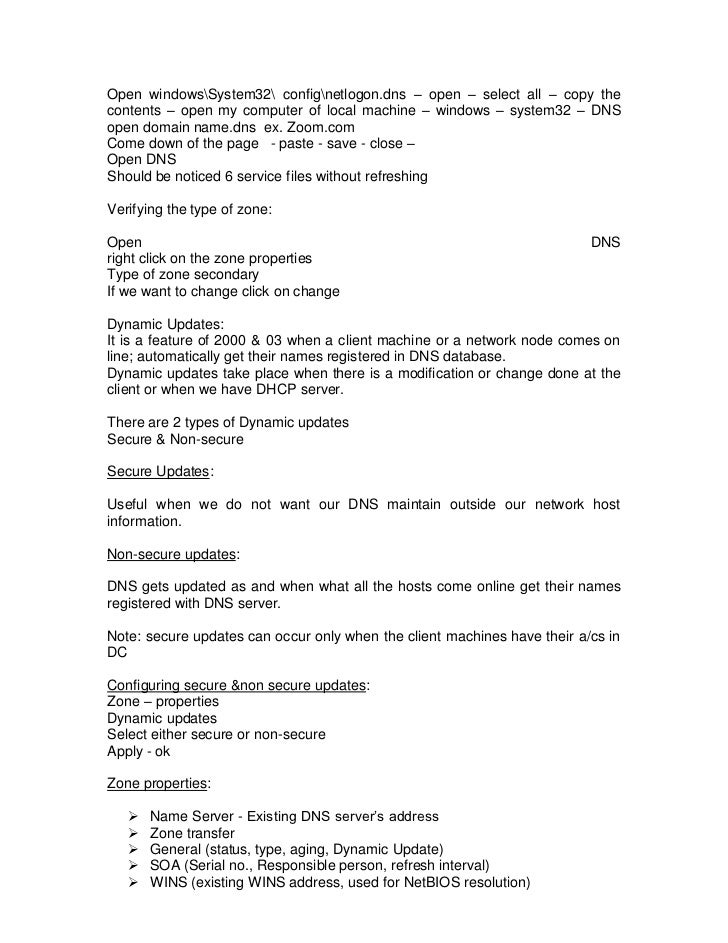 Mcse full notes free download.
