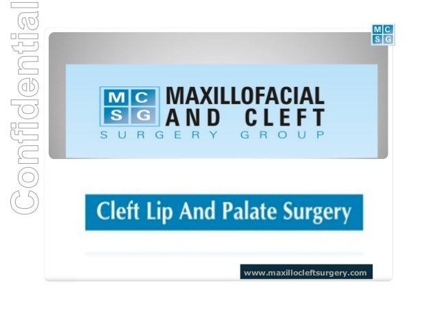 Confidentia              www.maxillocleftsurgery.com
