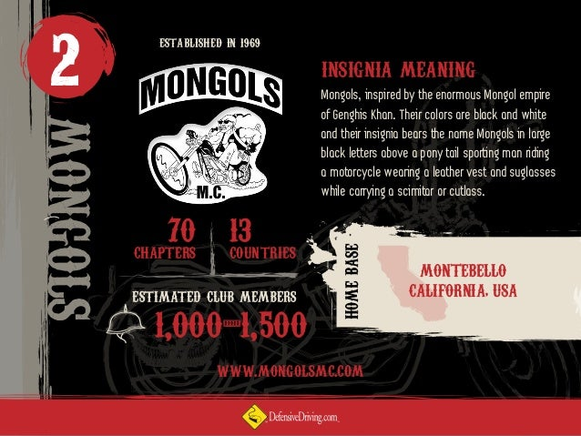 mongols www mongolsmc com established in 1969