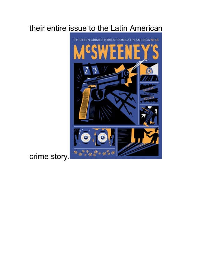 McSweeney's Quarterly Issue 36, Sealed, First Edition