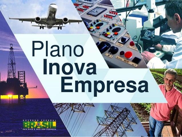 Plano Inova   Empresa