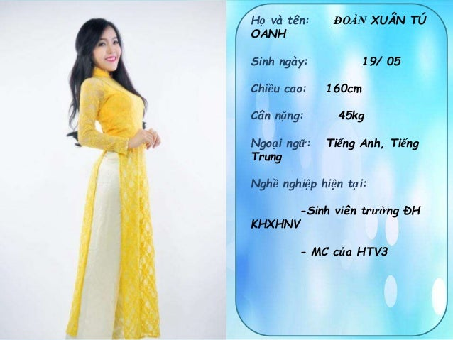 MC tiếng hoa, MC song ngữ tiếng Hoa, MC chuyên nghiệp tại Tp.HCM Slide 2
