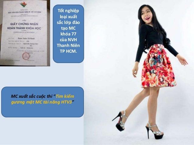 MC tiếng hoa, MC song ngữ tiếng Hoa, MC chuyên nghiệp tại Tp.HCM Slide 3