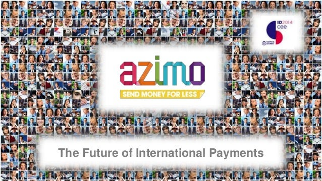 The Future of International Payments