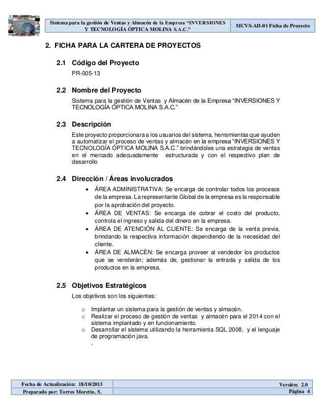 Mcvs Ad 01 Ficha De Proyecto