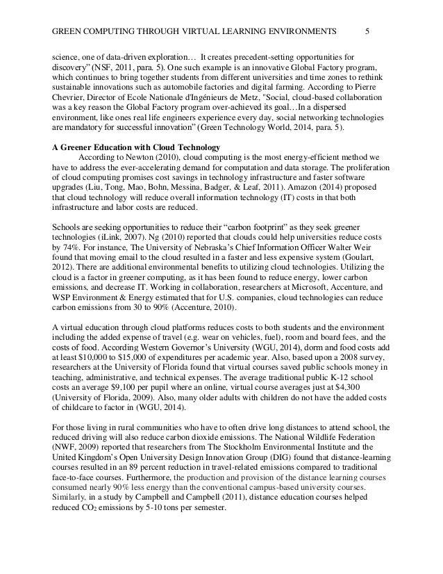 green computing journal pdf free