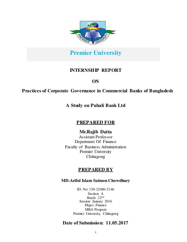 internship report on ific bank ltd bangladesh essays and term papers Customs clearance support customs services from dhl express where to purchase a research paper transportation law oxford rewriting business american.