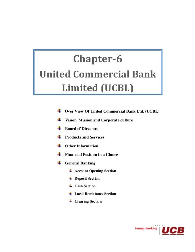 u cash by ucbl United commercial bank limited retail banking nrb banking sme banking corporate banking  click for details.