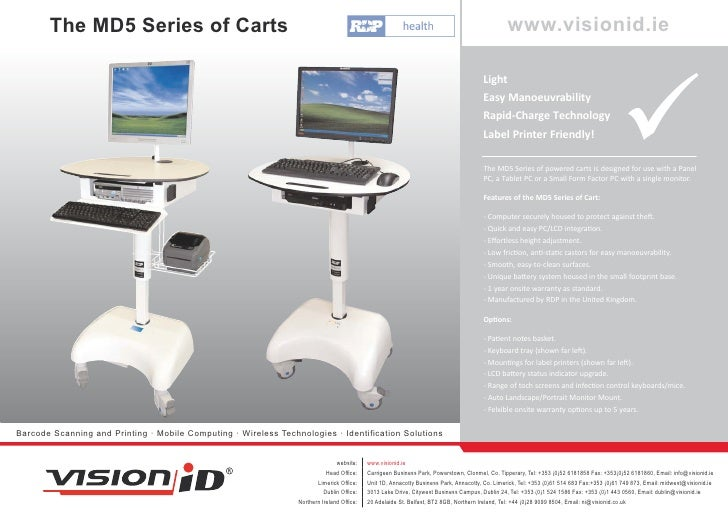 The MD5 Series of Carts                                                                                                   ...