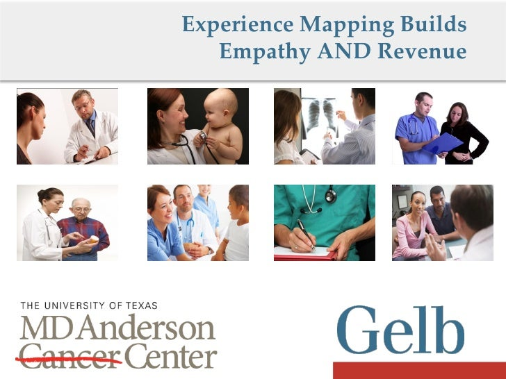 Experience Mapping Builds   Empathy AND Revenue