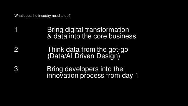 Data & Technology as Design Material
