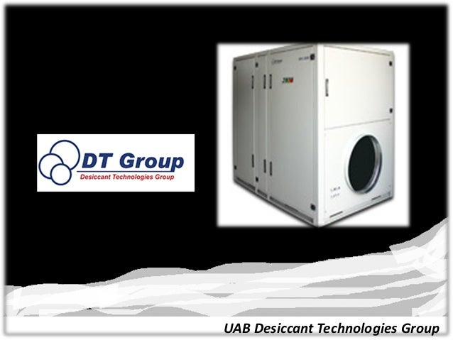 UAB Desiccant Technologies Group