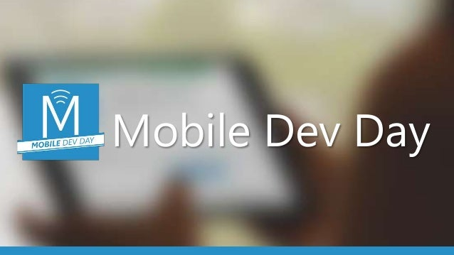 Mobile Dev Day