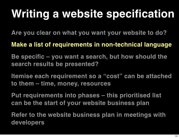 what makes a good website There are many aspects to look & feel on a website i have listed some of them below how the site looks the layout (sidebars, footers, headers, side menu or top menu.