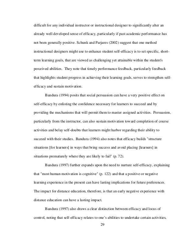 essay on self confidence