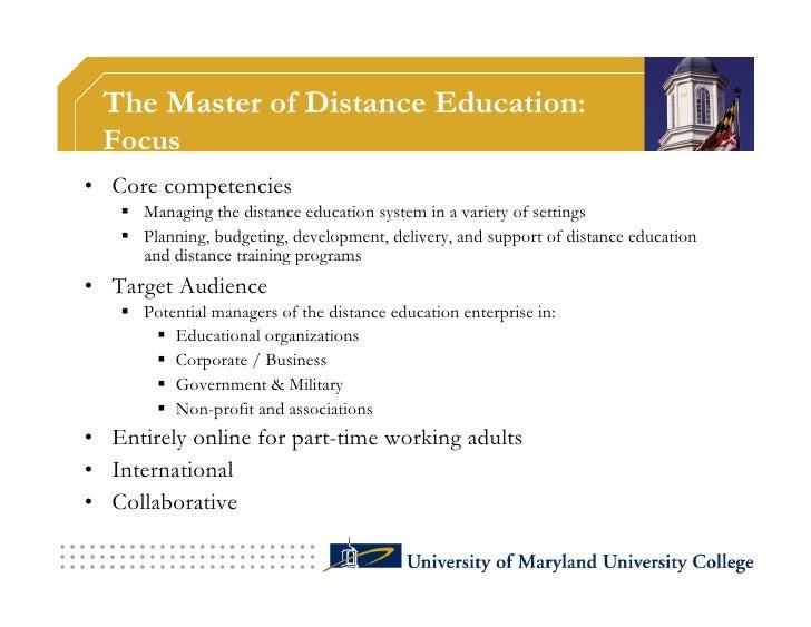 Course development • UMUC                         • Oldenburg      DE Technologies                Foundations     ...