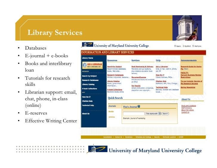 Student support: services  • Enrollment management / Registrar          Admissions          Financial aid          ...