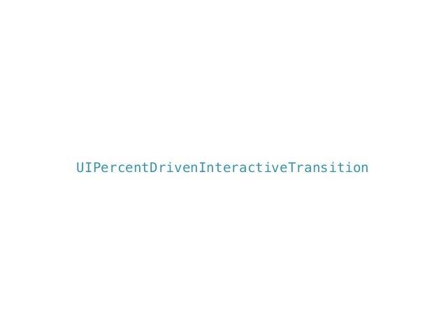 CGFloat scale = [gestureRecognizer scale]; switch ([gestureRecognizer state]) { case UIGestureRecognizerStateBegan: transi...