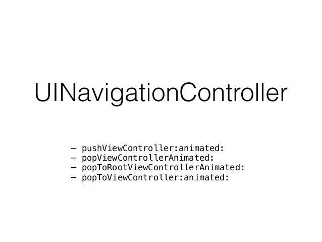 UINavigationController @property(nonatomic, readonly) UIGestureRecognizer *interactivePopGestureRecognizer