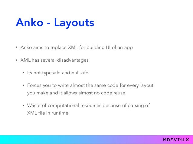 David Bilík: Anko – modern way to build your layouts?
