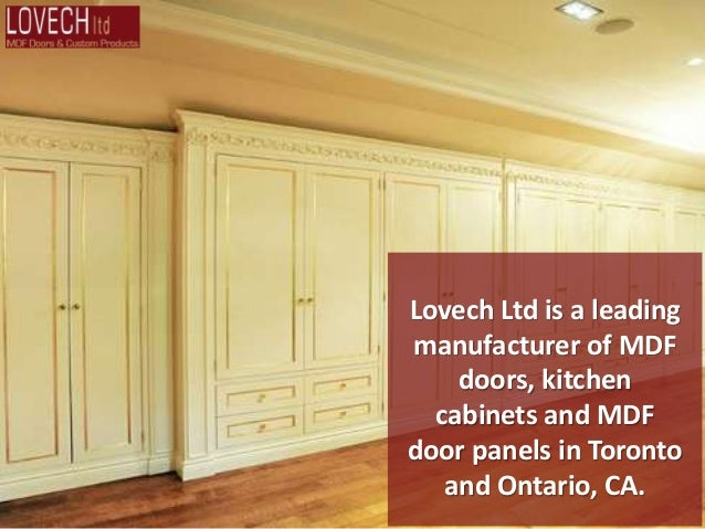 Mdf doors kitchen cabinets and mdf door panels in toronto ontario - Custom cabinet doors toronto ...