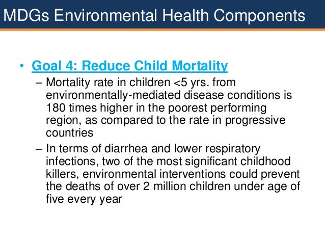 relationship between public health and environment