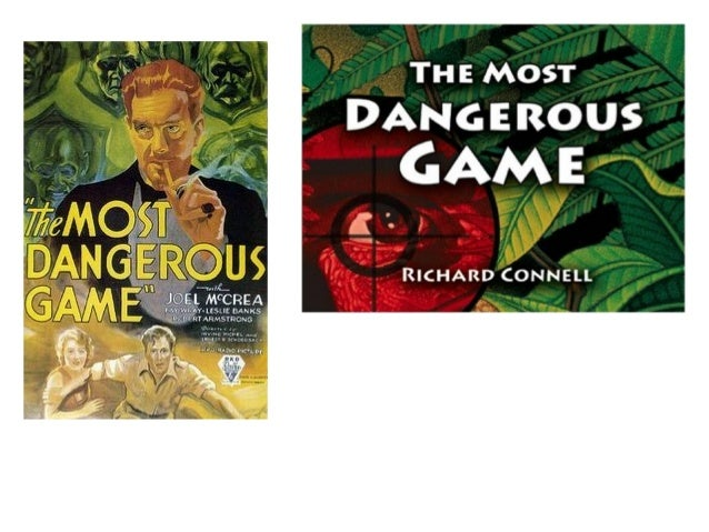 """The Most Dangerous Game"" Test Review Here's What you Can Expect -Plot Questions -Literary Terms Questions -MDG Vocabulary"