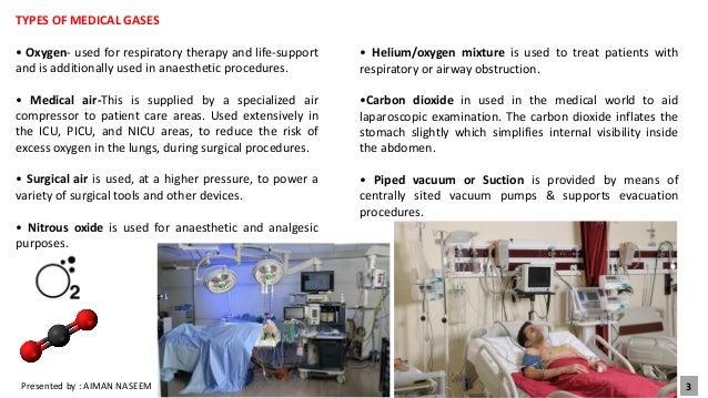 Central Medical Gas Distribution System