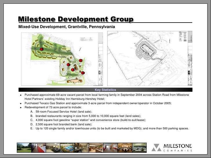 Milestone Development GroupMixed-Use Development, Grantville, Pennsylvania                E                               ...