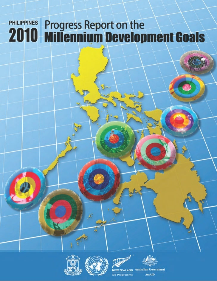 MDGs National Report 2010 Philippines Page.1-29