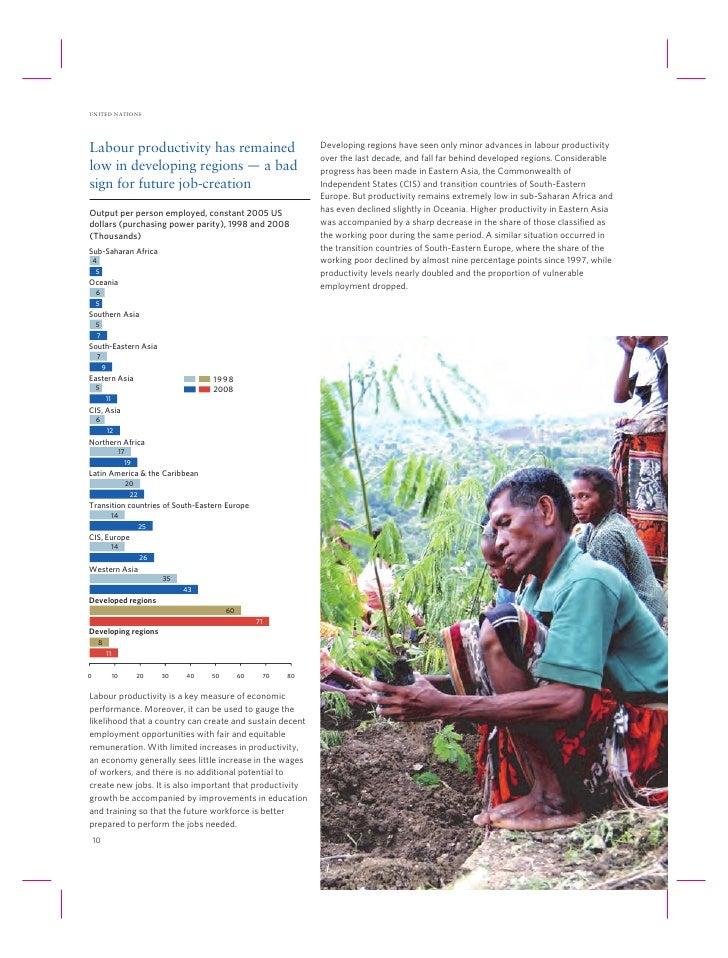 the millennium development goals pdf