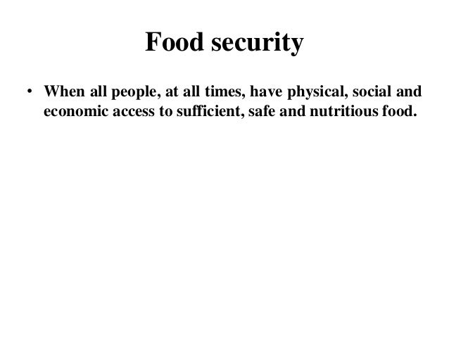 food security and millennium development goals Over the past 15 years the number of people suffering from chronic hunger has dropped across the globe – thanks at least in part to the implementation of the millennium development goals that were agreed in 2000.