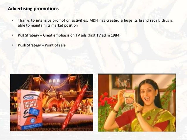 case study on mdh masala company