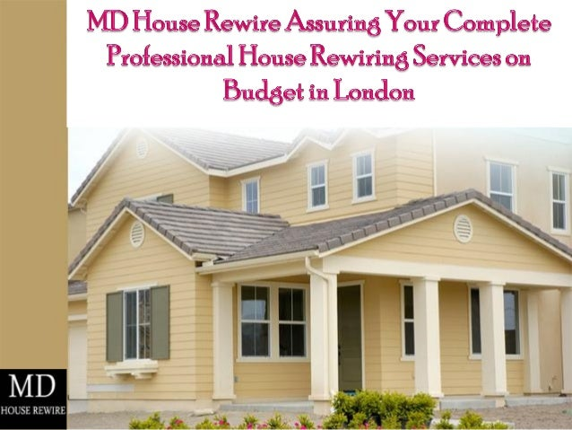 Md House Rewire Assuring Your Complete Professional House