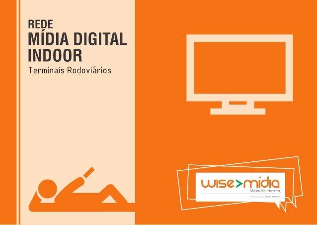 Mídia Digital Terminais Rodoviarios