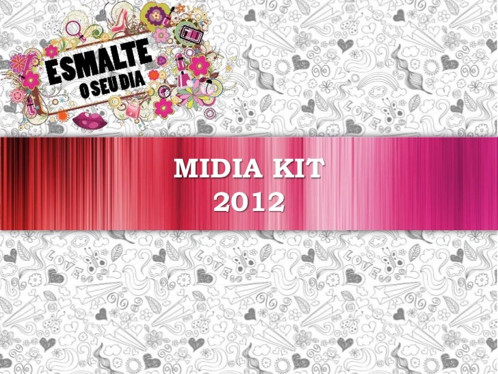 MIDIA KIT  2012