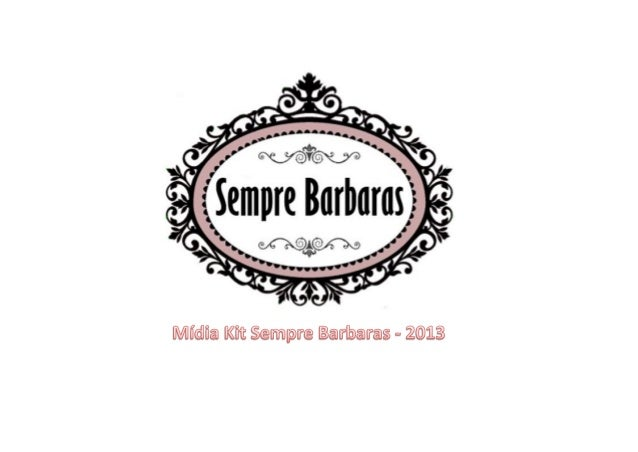 O Sempre Barbaras foi criado no final de 2011 para 2012, onde o tema principal é Nail art, moda, maquiagem, tendências, fa...