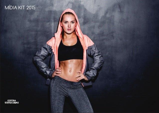 Mídia kit 2015 Revista Life
