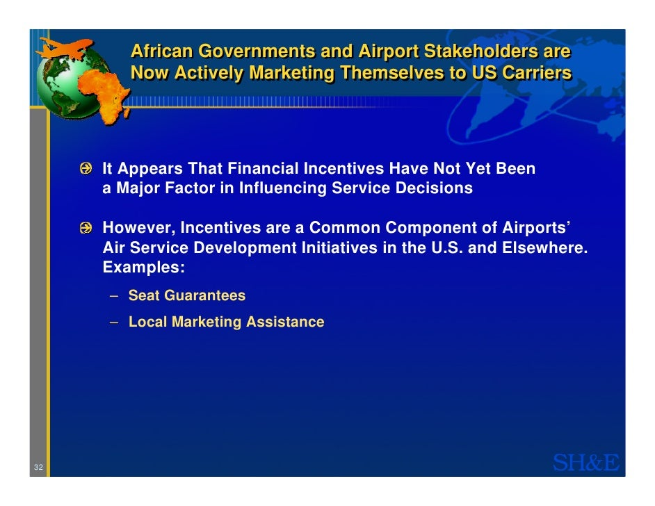 Air Transport Market Potential: US-Africa Air Transportation Summit,…