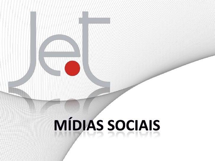 Mídias Sociais são produções de conteúdos de forma descentralizada e sem o controle editorial de grandes grupos.          ...