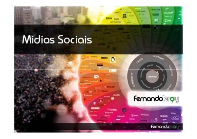 Mídias sociais 2013 e o que você deve observar