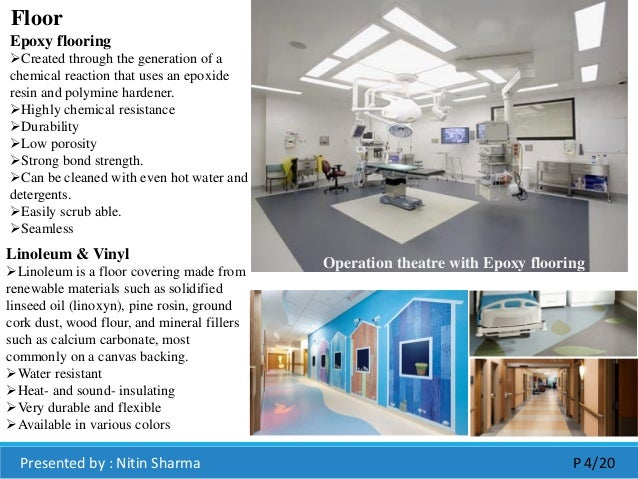 Advances In Interior Design Technology Healthcare Facilities