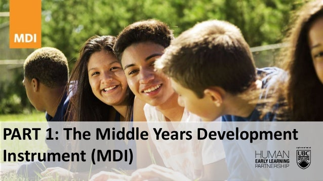 what is middle childhood