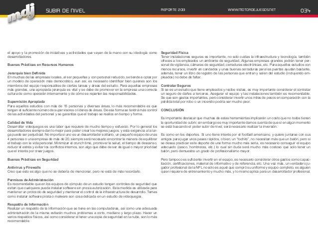 Motor de Juegos.net Reporte 2013 ddbbcda5702
