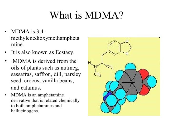 synthesise mdma