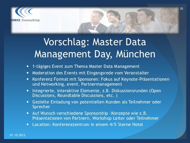 Event: Master Data Management (MDM) Day