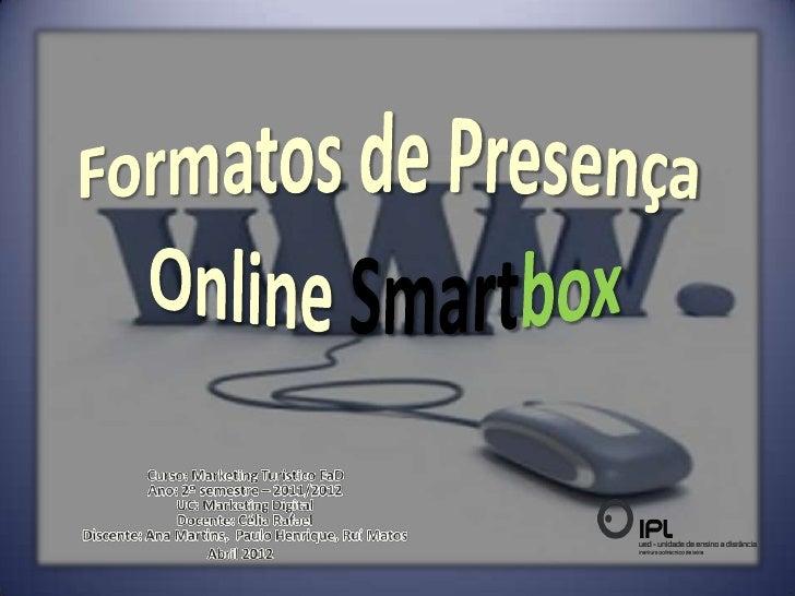 Presença online é essencial para o sucesso de um negócio. Criar umconjunto de iniciativas que visam integrar a comunicação...