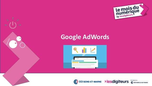 #MDN2017 Google AdWords 20 Vous développez votre Business • Tous les mois, plus de 40 Millions d'internautes font des rech...